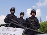 Ex policías exigen justicia por despidos